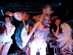 Emilie Autumn and the Bloody Crumpets