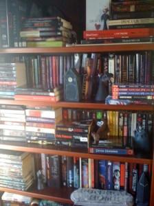 The Vampire Book Case